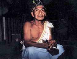 Iquitos Indianer