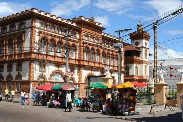 Citytour Manaus - Ein halbtägiger Rundgang durch die Innenstadt