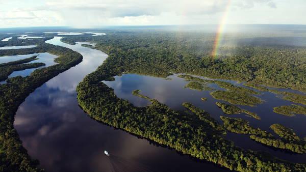 EXP-2 Fluss- und Urwaldexpedition Novo Airão - Rio Negro - Rio Sobrado - Velho Airão - Rio Apuaú - Novo Airão