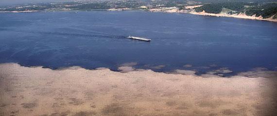 Encontro das Águas - Ein gewaltiges Naturschauspiel