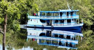 Amazonasschiff AYNARA
