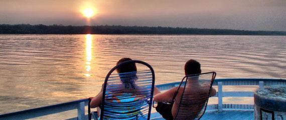FL-1 Flussfahrt Rio Negro