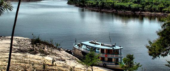 FL-3 Flussfahrt Novo Airão